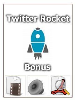 Twitter Rocket Bonus