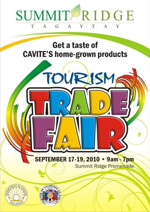 Tourism Trade Fair in Cavite