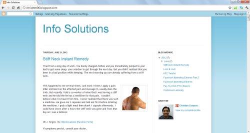 Christian Carpeso Info Solutions