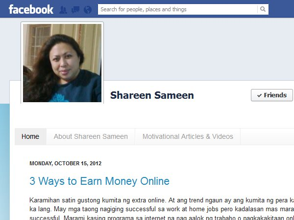 Shareen Sameen