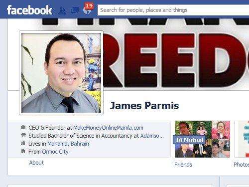James Parmis