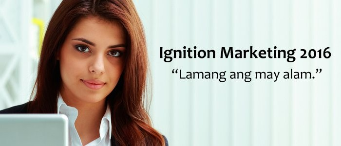 Ignition Marketing 2016
