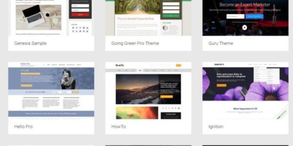 Impact Instrument: 85 WordPress Themes